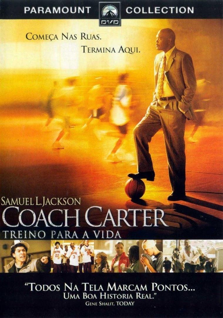 Coach Carter – Treino para a vida